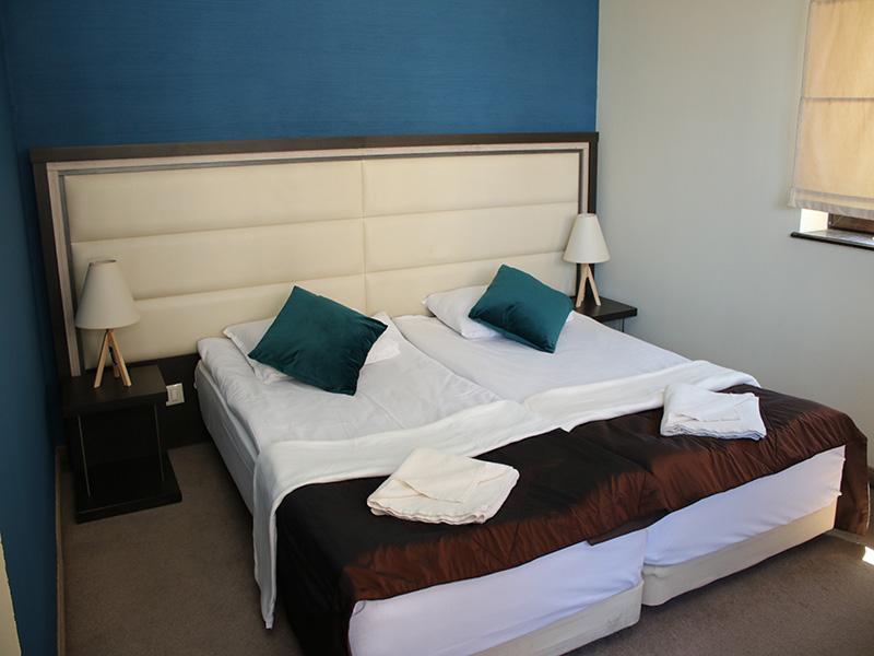 Нощувка на човек + сауна и джакузи от хотел Северна Звезда, Банско, снимка 6