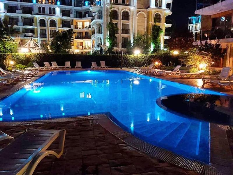 Нощувка на човек в Апарт хотел Магнолия Гардън, Слънчев бряг, снимка 13