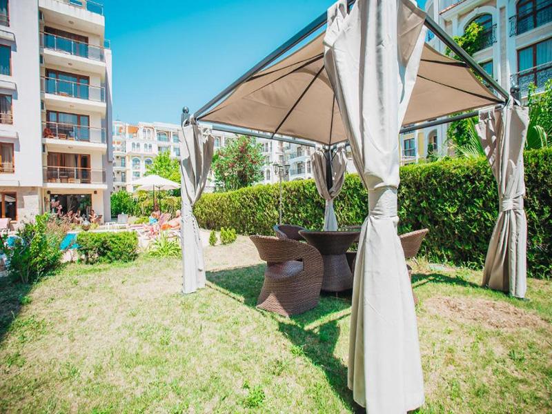 Нощувка на човек в Апарт хотел Магнолия Гардън, Слънчев бряг, снимка 11