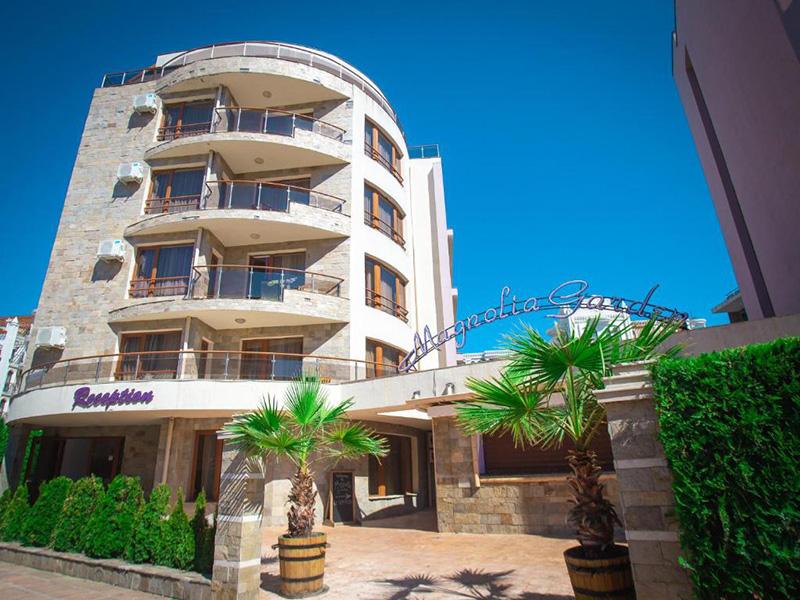 Нощувка на човек в Апарт хотел Магнолия Гардън, Слънчев бряг, снимка 2