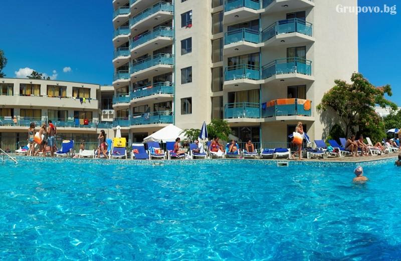 Нощувка на човек на база All Inclusive + басейн в хотел Роял****, Златни Пясъци! Дете до 12г. - БЕЗПЛАТНО!, снимка 5