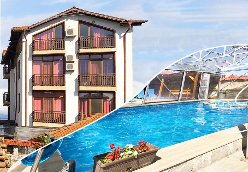 Семеен хотел Карпе Дием, Баня