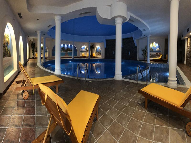 Студентски празник в Банско! 2 или 3 нощувки на човек със закуски + празнична вечеря + басейн и релакс пакет от Парк хотел Панорама, снимка 8