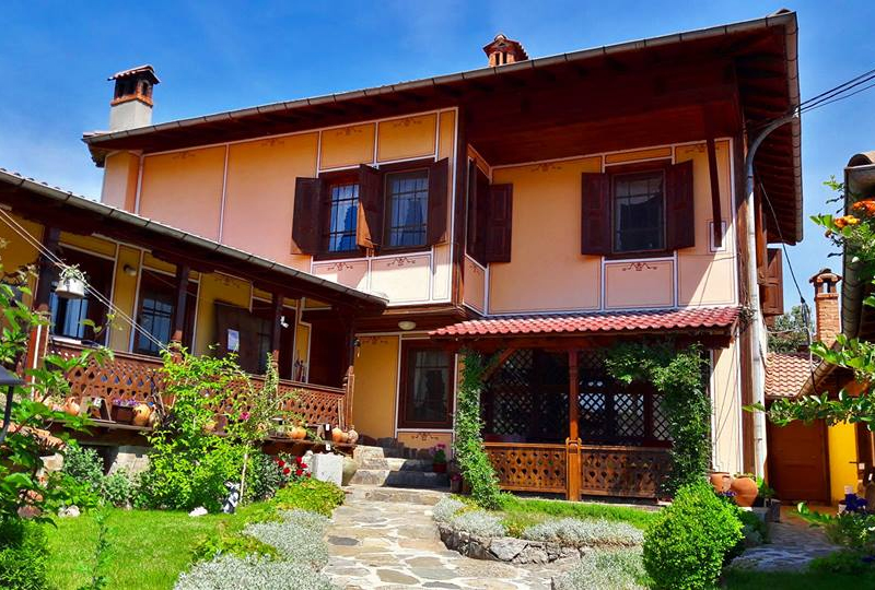 Къщи за гости Колорит, Копривщица
