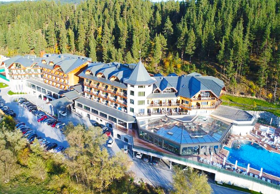 Хотел Хот Спрингс Медикъл и СПА, с. Баня