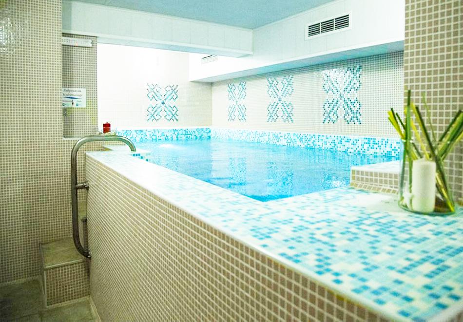 Великден в Сапарева баня! 3 или 4 нощувки на човек със закуски и вечери + празничен обяд + басейн и релакс зона с минерална вода от хотел Емали Грийн, снимка 3