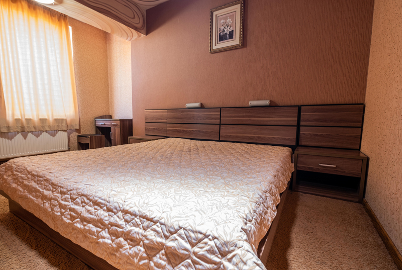 Нощувка на човек със закуска и вечеря + басейн и релакс зона с минерална вода от хотел България, Велинград, снимка 14