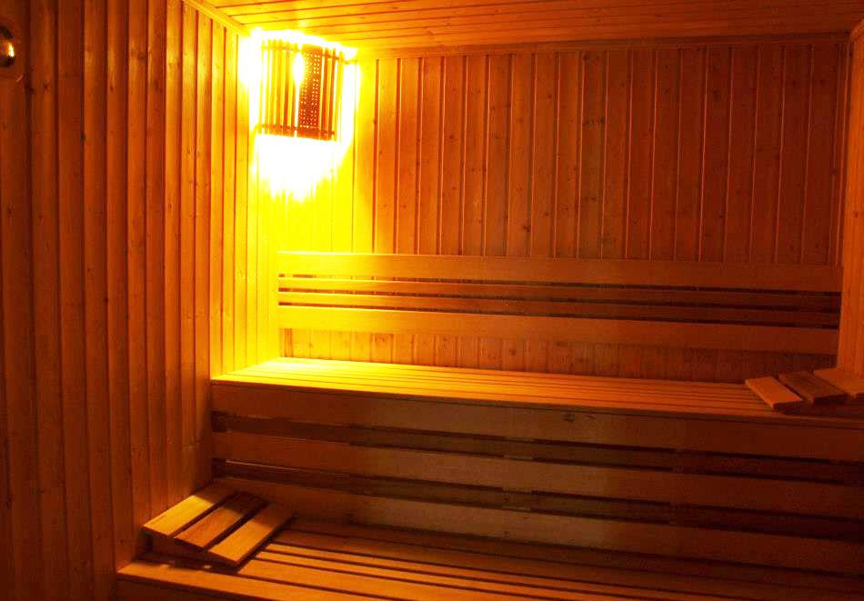 Нощувка на човек със закуска + минерален басейн и релакс зона в хотел Петрелийски, Огняново, снимка 8