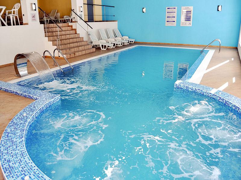 5, 6 или 7 нощувки на човек със закуски + басейн и СПА зона от хотел Стрийм Ризорт***, Пампорово, снимка 12