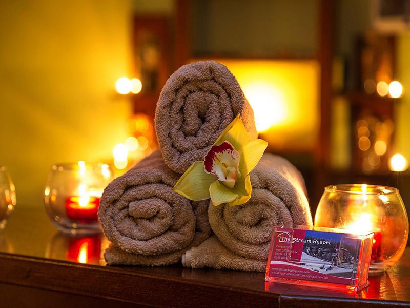 5, 6 или 7 нощувки на човек със закуски + басейн и СПА зона от хотел Стрийм Ризорт***, Пампорово, снимка 16