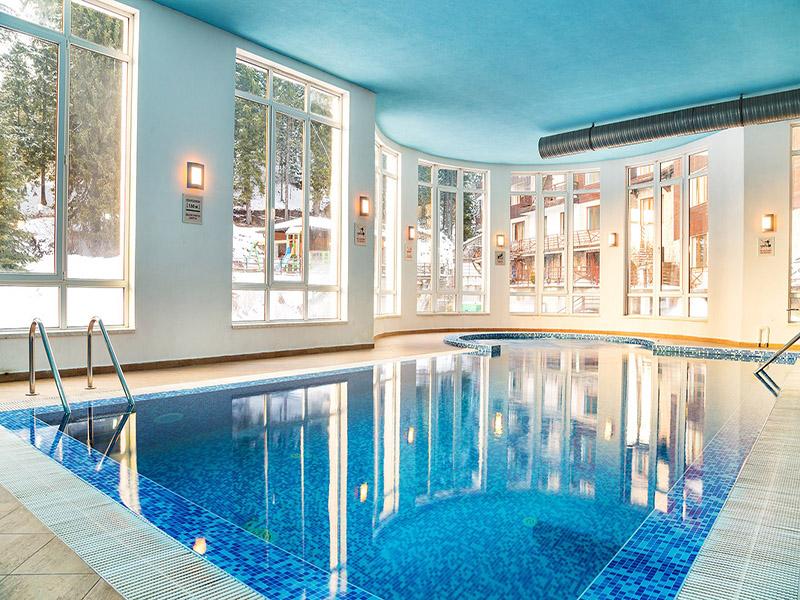 5, 6 или 7 нощувки на човек със закуски + басейн и СПА зона от хотел Стрийм Ризорт***, Пампорово, снимка 19