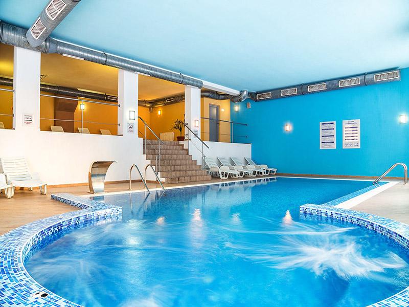 5, 6 или 7 нощувки на човек със закуски + басейн и СПА зона от хотел Стрийм Ризорт***, Пампорово, снимка 15