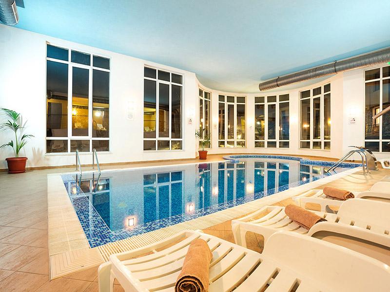 5, 6 или 7 нощувки на човек със закуски + басейн и СПА зона от хотел Стрийм Ризорт***, Пампорово, снимка 9