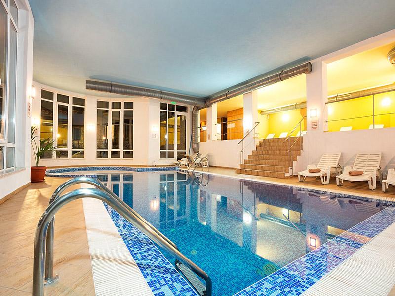 5, 6 или 7 нощувки на човек със закуски + басейн и СПА зона от хотел Стрийм Ризорт***, Пампорово, снимка 8