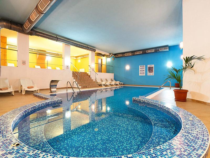 5, 6 или 7 нощувки на човек със закуски + басейн и СПА зона от хотел Стрийм Ризорт***, Пампорово, снимка 11