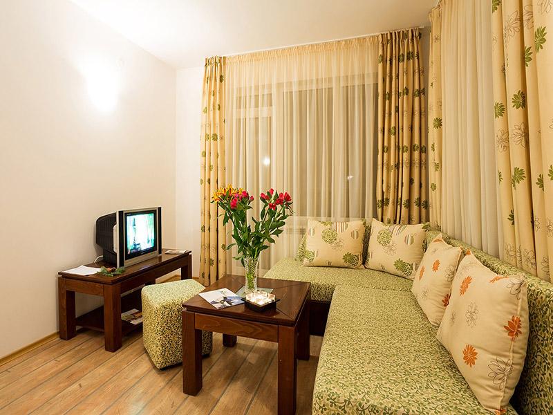 5, 6 или 7 нощувки на човек със закуски + басейн и СПА зона от хотел Стрийм Ризорт***, Пампорово, снимка 22