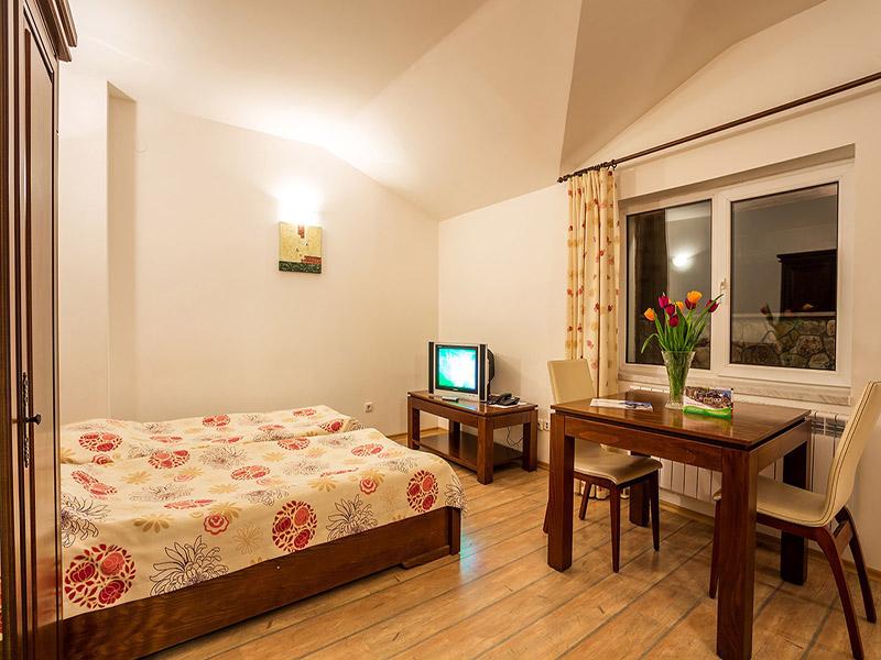 5, 6 или 7 нощувки на човек със закуски + басейн и СПА зона от хотел Стрийм Ризорт***, Пампорово, снимка 26