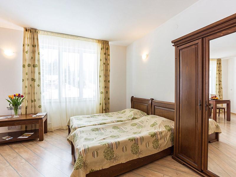 5, 6 или 7 нощувки на човек със закуски + басейн и СПА зона от хотел Стрийм Ризорт***, Пампорово, снимка 25