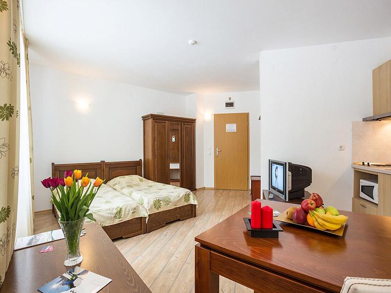 5, 6 или 7 нощувки на човек със закуски + басейн и СПА зона от хотел Стрийм Ризорт***, Пампорово, снимка 29