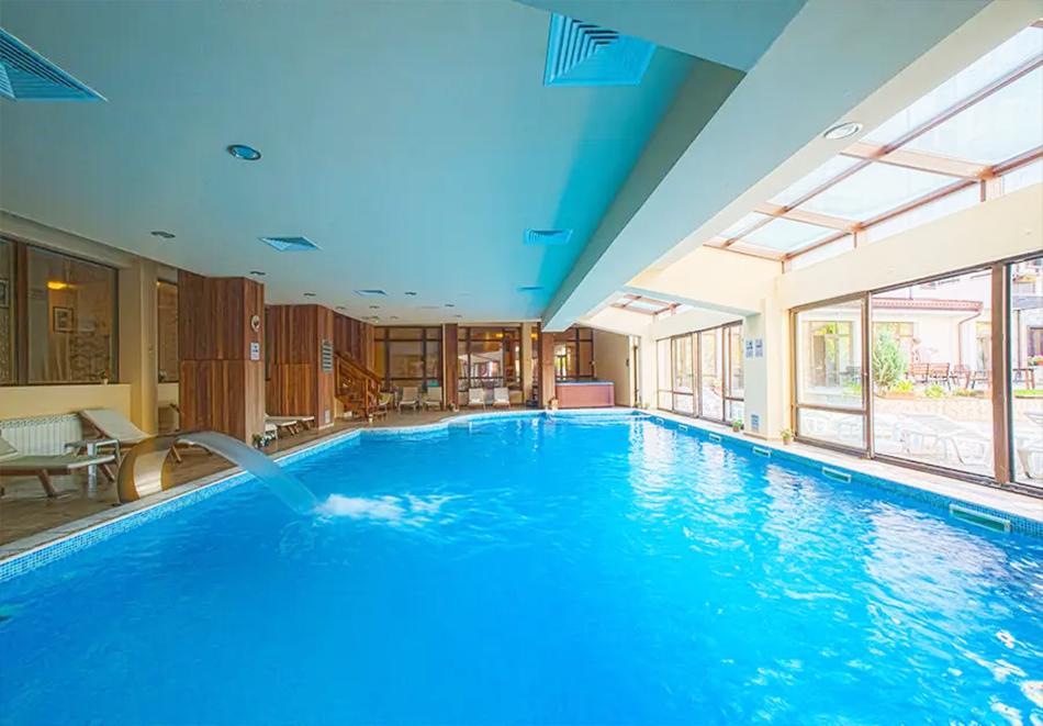 Нощувка на човек + басейн и релакс зона в хотел Сейнт Джордж Ски & Холидей****, Банско, снимка 3