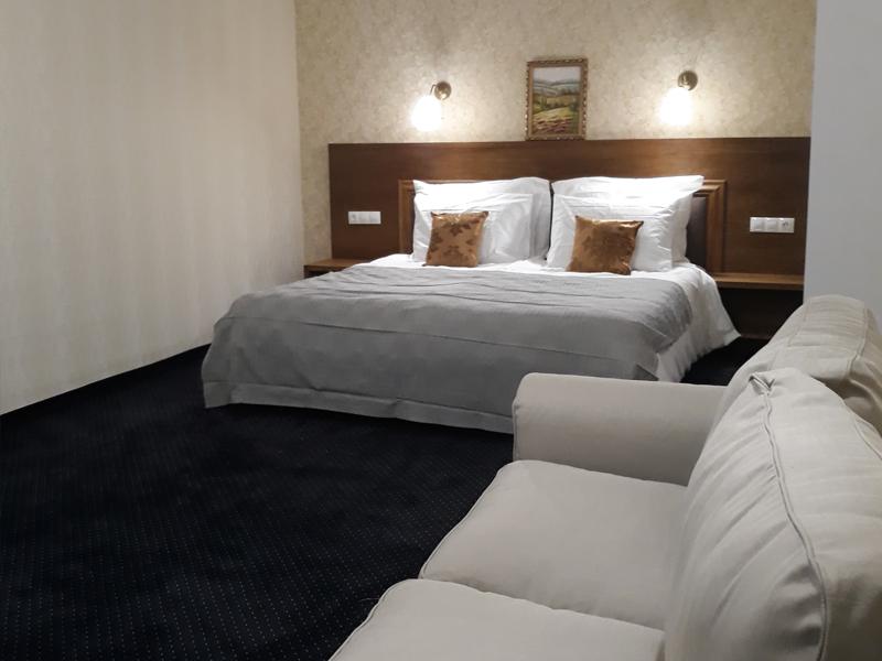 2+ нощувки на човек със закуски и вечери + минерален басейн и релакс зона от хотел Алексион Палас, снимка 9