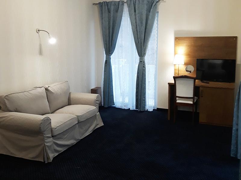 2+ нощувки на човек със закуски и вечери + минерален басейн и релакс зона от хотел Алексион Палас, снимка 5