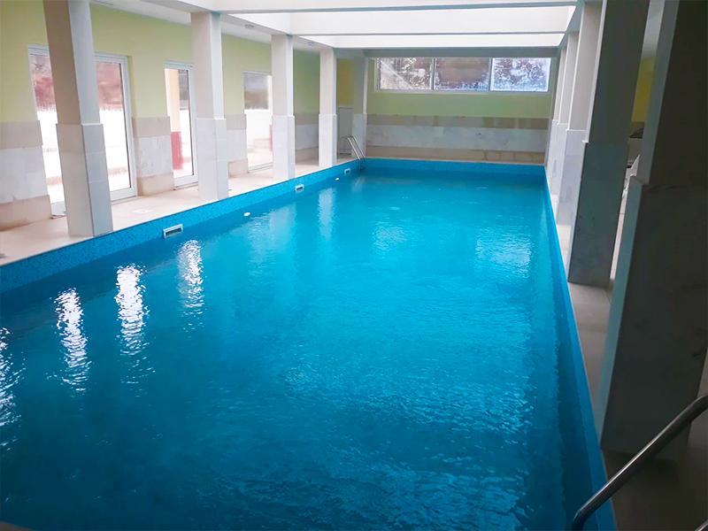 2+ нощувки на човек със закуски и вечери + минерален басейн и релакс зона от хотел Алексион Палас, снимка 13