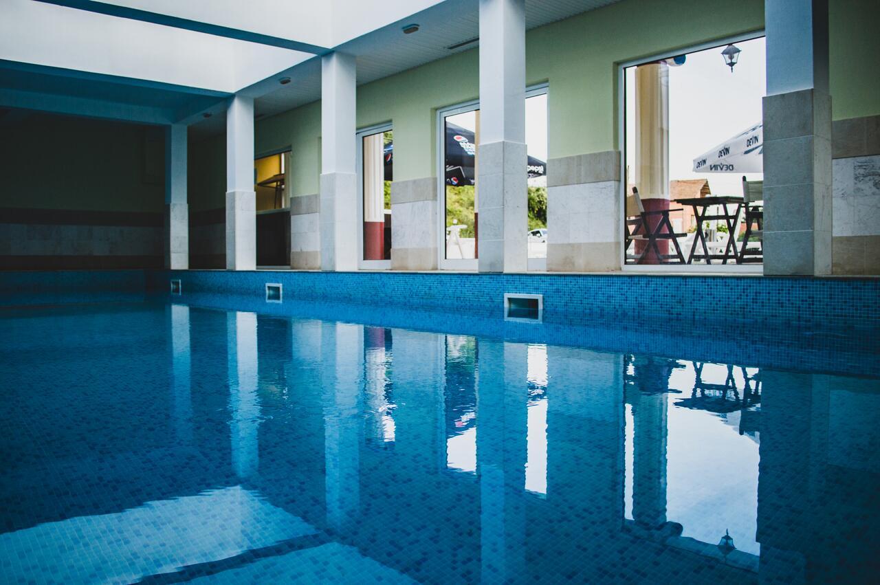 2+ нощувки на човек със закуски и вечери + минерален басейн и релакс зона от хотел Алексион Палас, снимка 12