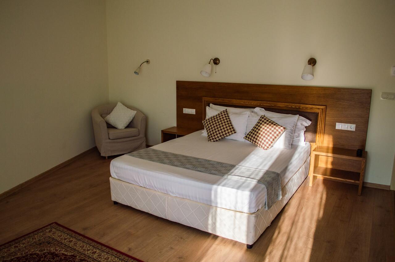2+ нощувки на човек със закуски и вечери + минерален басейн и релакс зона от хотел Алексион Палас, снимка 7