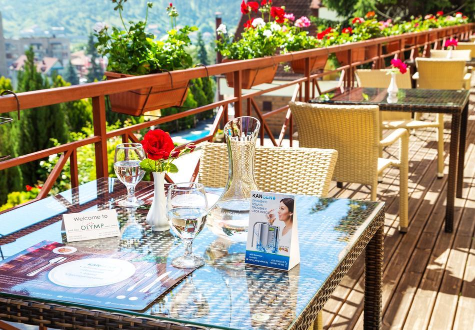 Уикенд във Велинград! 2 нощувки със закуски и вечери* на човек + минерален басейн и СПА в Парк хотел Олимп****, снимка 18