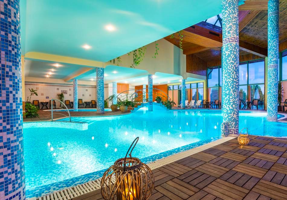 Уикенд във Велинград! 2 нощувки със закуски и вечери* на човек + минерален басейн и СПА в Парк хотел Олимп****, снимка 3