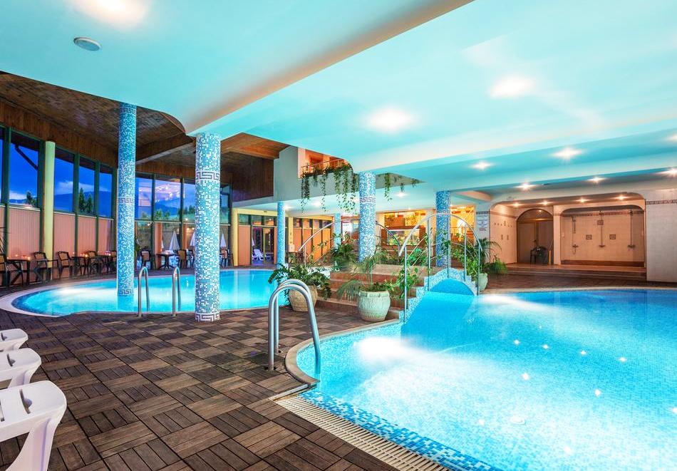 Уикенд във Велинград! 2 нощувки със закуски и вечери* на човек + минерален басейн и СПА в Парк хотел Олимп****, снимка 4