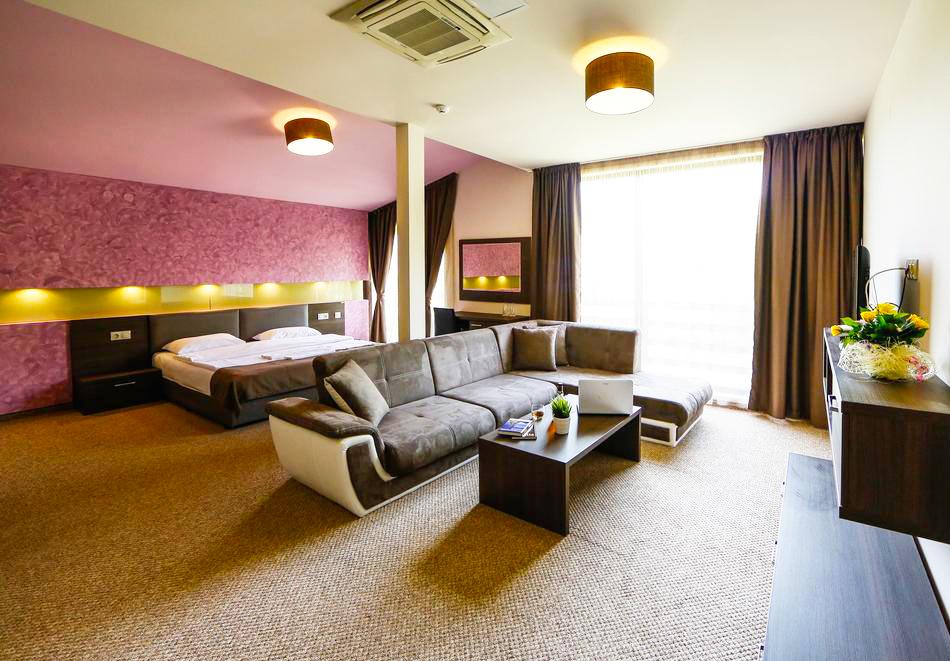 2 или 3 нощувки на човек със закуски и вечери + НОВ минерален акватоничен басейн и джакузи в хотел Огняново***, снимка 11