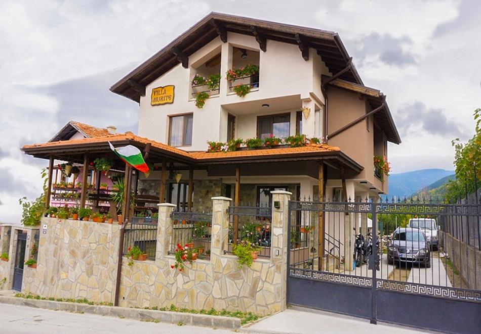 Къща за гости Мурите, Сапарева Баня