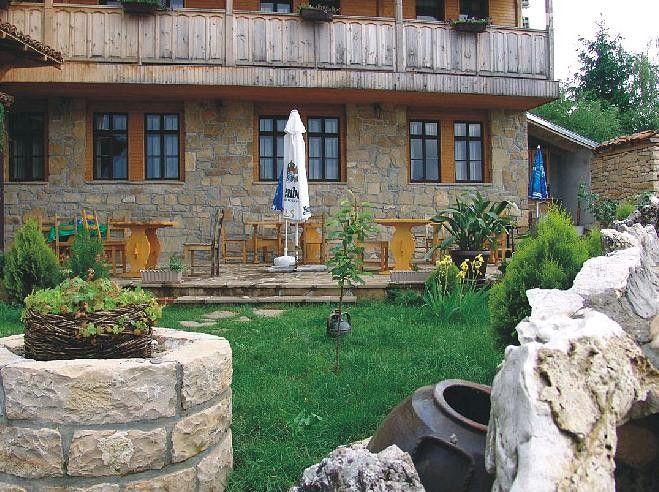 Хотел Перла, Арбанаси