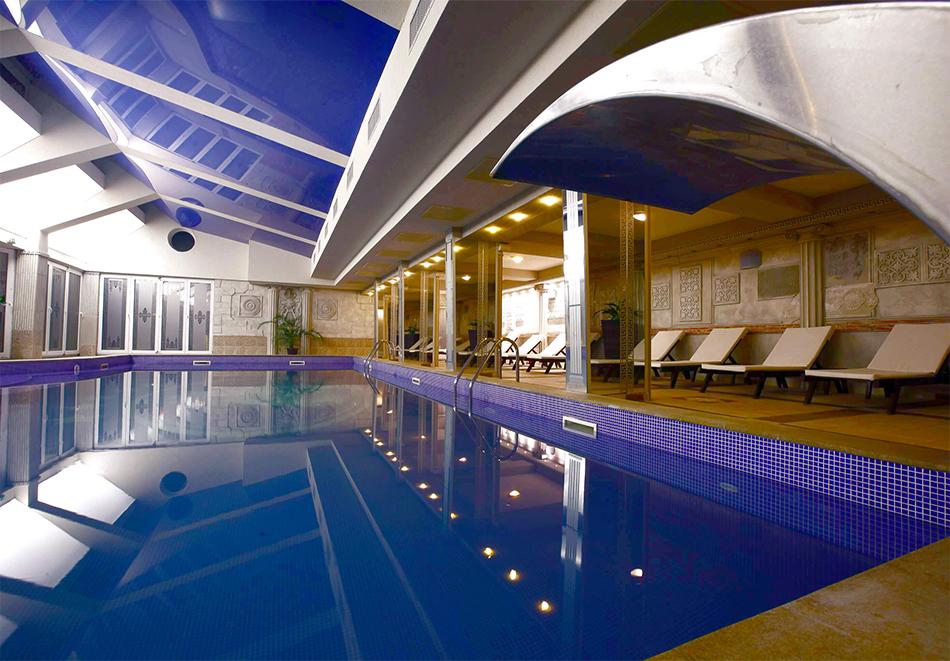 Нощувка със закуска  за двама + СПА и басейн с МИНЕРАЛНА вода от СПА хотел Стримон Гардън*****, Кюстендил, снимка 5