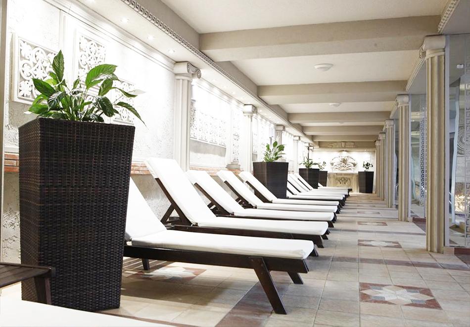 Нощувка със закуска  за двама + СПА и басейн с МИНЕРАЛНА вода от СПА хотел Стримон Гардън*****, Кюстендил, снимка 9