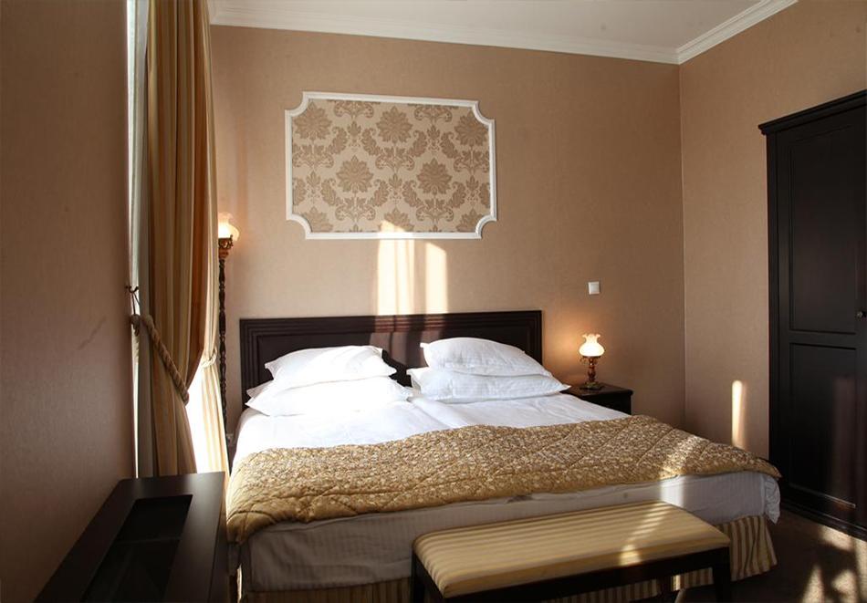 Нощувка със закуска  за двама + СПА и басейн с МИНЕРАЛНА вода от СПА хотел Стримон Гардън*****, Кюстендил, снимка 14