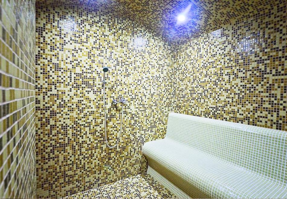 Уикенд в Казанлък. 2=3 нощувки на човек със закуски + минерален басейн и релакс център в Гранд хотел Казанлък***, снимка 7