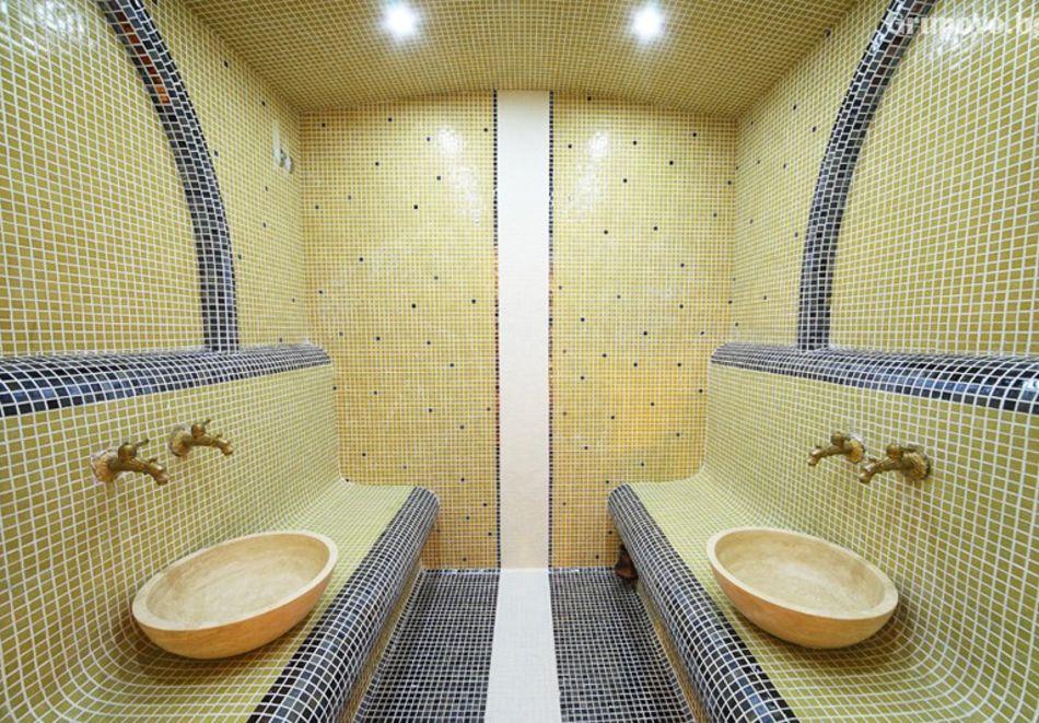 2 нощувки на човек със закуски и 1 вечеря + парна баня в Рачев хотел Резиденс****, Арбанаси, снимка 6