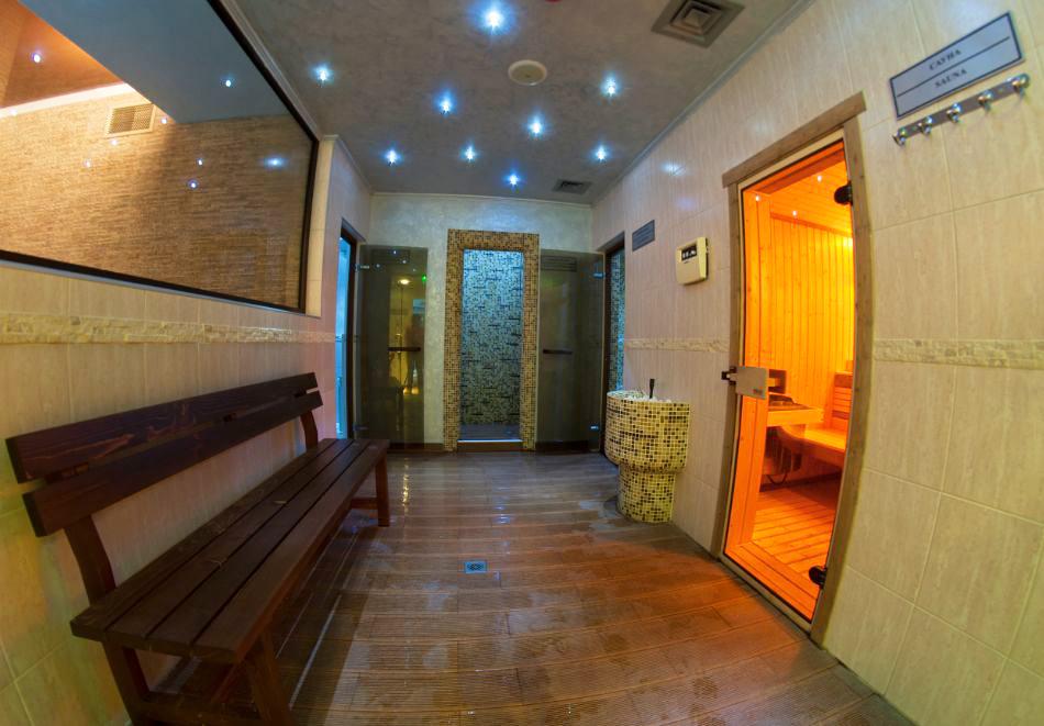 Почивка в хотел Енира****, Велинград! Нощувка на човек със закуска и вечеря + открит и закрит минерален басейн и релакс пакет, снимка 7