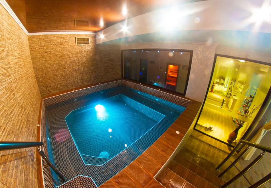Почивка в хотел Енира****, Велинград! Нощувка на човек със закуска и вечеря + открит и закрит минерален басейн и релакс пакет, снимка 6
