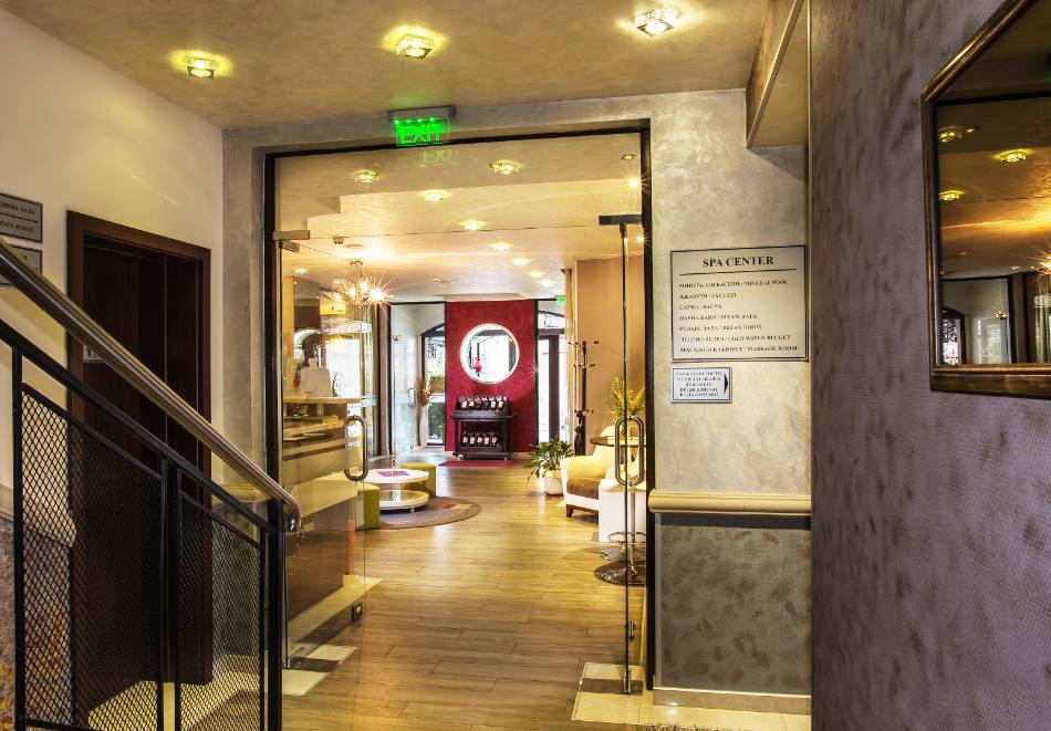 Почивка в хотел Енира****, Велинград! Нощувка на човек със закуска и вечеря + открит и закрит минерален басейн и релакс пакет, снимка 13