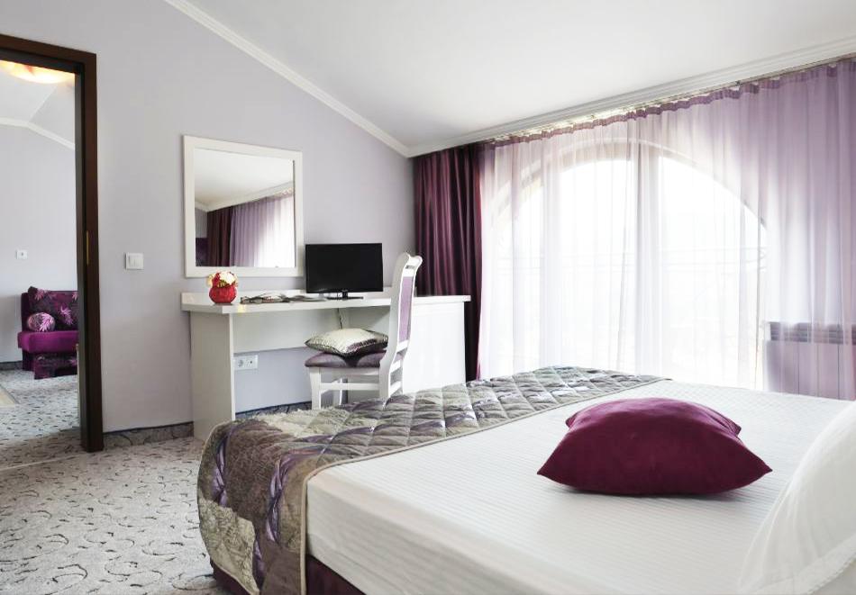 Почивка в хотел Енира****, Велинград! Нощувка на човек със закуска и вечеря + открит и закрит минерален басейн и релакс пакет, снимка 10