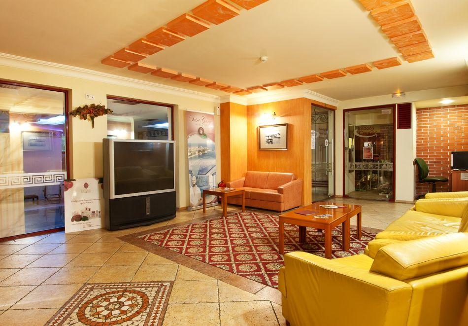 2+ нощувки на човек със закуски и вечери + басейн и СПА в хотел Сейнт Джордж****, на 1-ва линия в Поморие, снимка 28