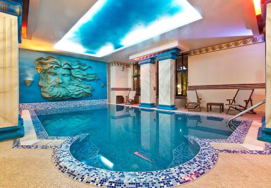 2+ нощувки на човек със закуски и вечери + басейн и СПА в хотел Сейнт Джордж****, на 1-ва линия в Поморие, снимка 6