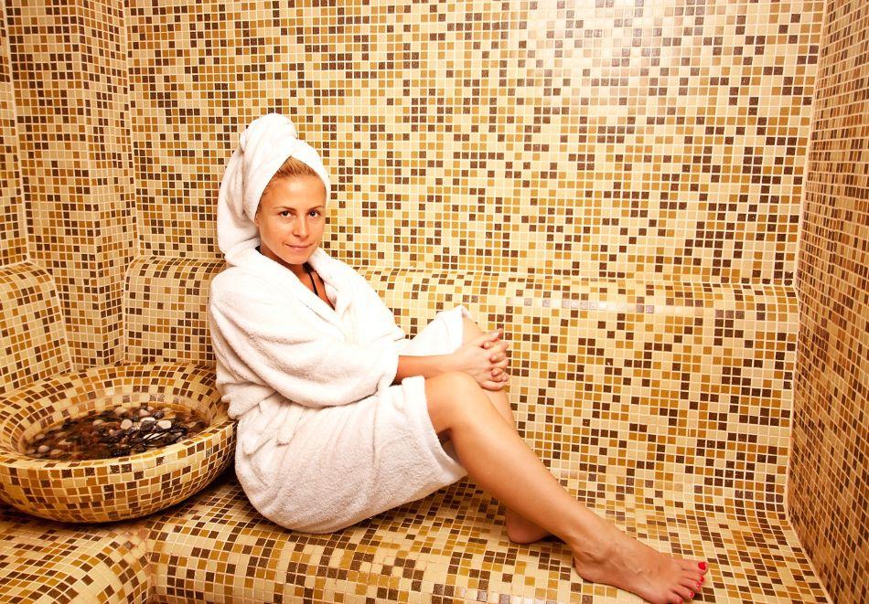 2+ нощувки на човек със закуски и вечери + басейн и СПА в хотел Сейнт Джордж****, на 1-ва линия в Поморие, снимка 9