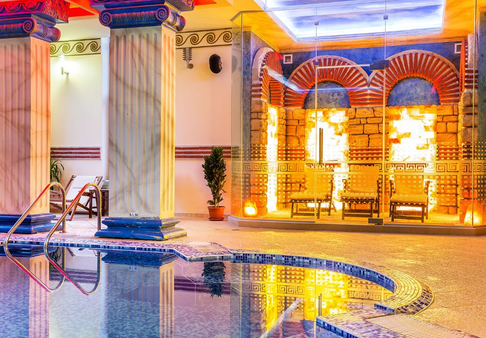 Нова година в Поморие! 3 или 4 нощувки на човек със закуски и празнична вечеря + басейн и СПА в хотел Сейнт Джордж****, на 1-ва линия в Поморие, снимка 13