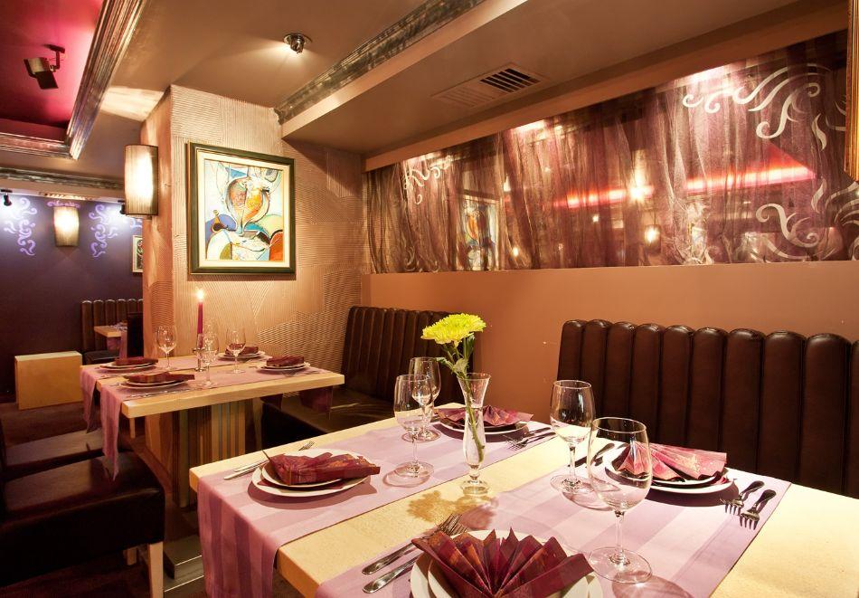 2+ нощувки на човек със закуски и вечери + басейн и СПА в хотел Сейнт Джордж****, на 1-ва линия в Поморие, снимка 32