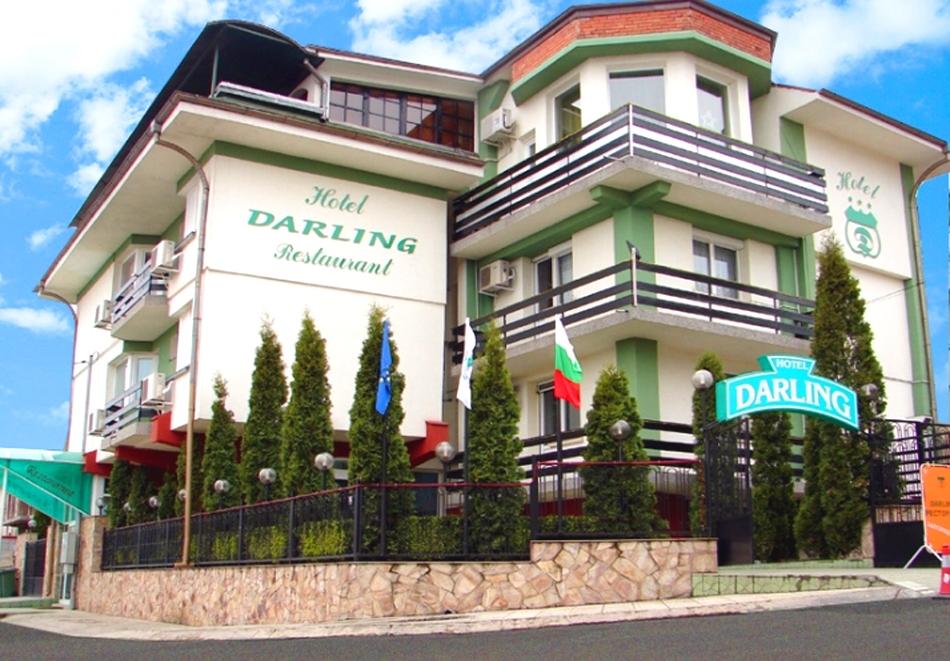 Нощувка на човек със закуска в хотел Дарлинг, Драгалевци. Дете до 16г. – безплатно!, снимка 2